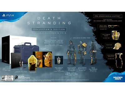 Death Stranding Collector Edition - PlayStation 4