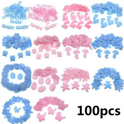 Pacifier Party Supplies Baby Shower Decor Table Decoration Birthday Confetti