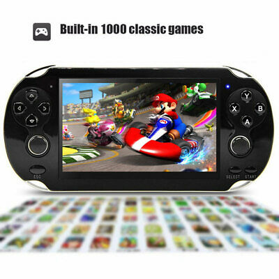 Portable Handheld X9 Video Game Console PSP Built-in Game Kid Christmas Gift
