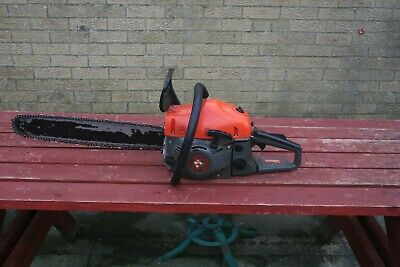 "Petrol Chainsaw Ansesty Brand 58cc 20"" Bar"