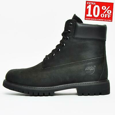 TIMBERLAND PREMIUM CLASSIC 6' Mens Waterproof Leather Boots