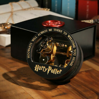 [Orgel House] Harry Potter Music Box Orgel Hedwig's Theme Limited Edition NEW