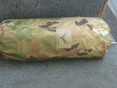 NEW MultiCam Litefighter 1 Individual Shelter System Tent Military OCP NEW