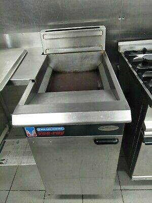 Nature Gas Deep Fryer