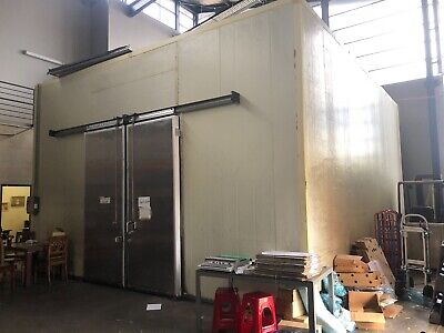 Warehouse Big Cool Room 9M Long X 9M W X 5M H  Forklift Entry Door  Silverwater