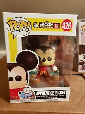 Funko pop Disney lot of 8  Mickey, Dumbo, kanga, roo, 1001 dalmation mini set.