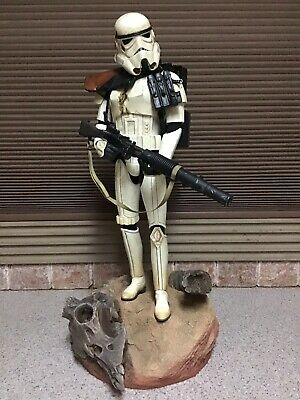 STAR WARS Sandtrooper (EXCLUSIVE) Premium Format Statue by Sideshow Collectibles