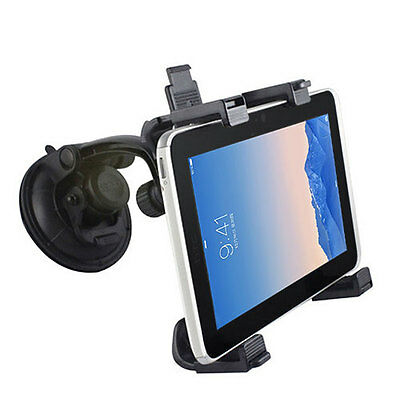 """360° Car Windshield Desk Holder Mount Stand For 7/""""-10/"""" Tablet iPad Air//4//3//2 GPS"""