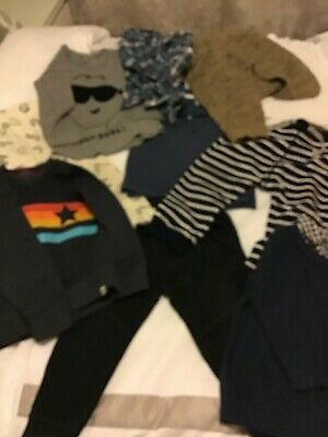 Baby boy clothes Bundle includes Zara Baby, Boots and Next and Age 18 -24 months