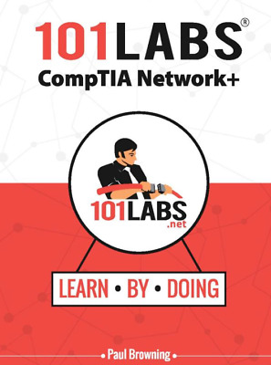 101 Labs - CompTIA Network+ ✅ [eb00k pdf] FAST DELIVERY 🔥