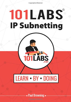 101 Labs - IP Subnetting ✅ [eb00k pdf]  ✅ FAST DELIVERY 🔥