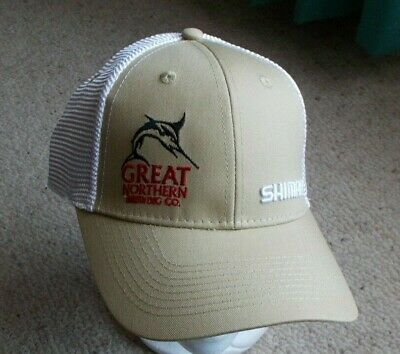 Great Northern - Shimano   - Truckers Hat / Cap !!! new