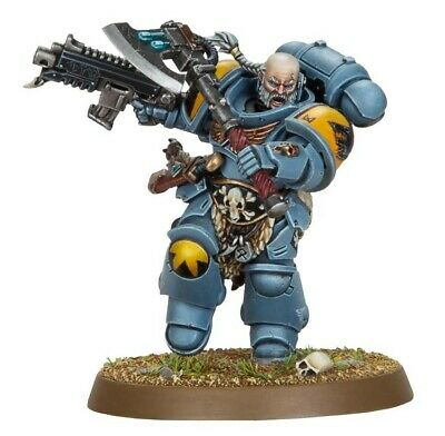 Space Wolves Primaris - Haldor Icepelt -  from Tooth and Claw New on Sprue (NOS)