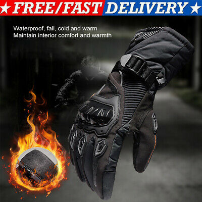 Full Finger Military Hard Knuckle Tactical Motorcycle ATV Riding Combat Gloves