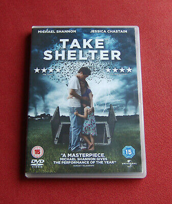 Take Shelter - Region 2 DVD - Michael Shannon, Jessica Chastain, Shea Whigham
