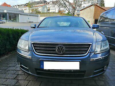 vw phaeton 2005 3d 3.0 v6 tdi 4motion