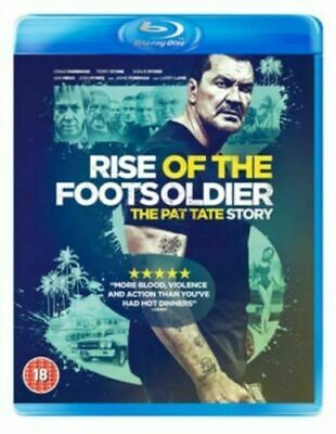 Rise Of The Foot Soldier 3 BLU-RAY NEW