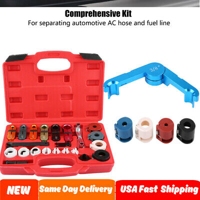 Fuel Transmission Line Disconnect Tool Comprehensive Kit For Ford Vauxhall