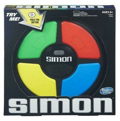 New Simon Game - by Hasbro