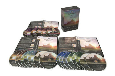 Downton Abbey the Complete series 22DVD