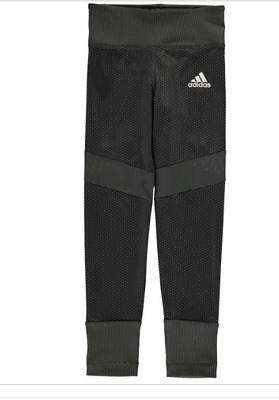adidas Fave Tights Junior Girls Age 13-14 Years REF: C3876^
