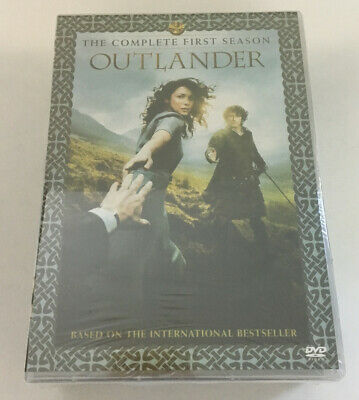 Outlander The Complete Series Season 1-4 ( DVD 2019 19-Disc Box Set ) Brand New