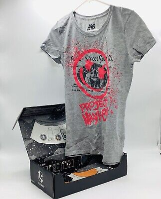 Loot Wear Exclusive Fight Club T-Shirt Women's Small Loot Crate Tee Shirt w Box