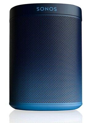 Sonos PLAY 1 BLUE NOTE Limited Edition Wireless Speaker BRAND NEW Only 4100 Made