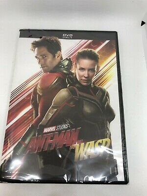 Ant-Man and The Wasp (DVD, October 2018) New Sealed