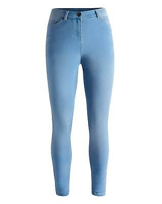 Womens Skinny Jeans Lucy High Waisted Super Soft Stretchy Jean Simply Be