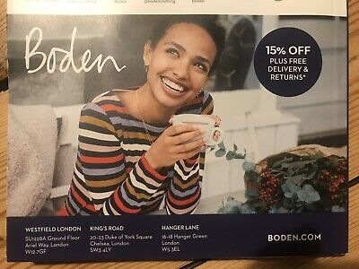 Boden 15% Off Discount Code Clothing Online Shopping