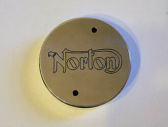 Norton Commando points cover (Norton Logo)