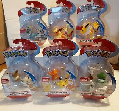 Pokemon_2-3 inch figure_battle figure pack_collectable_CHOOSE CHARACTER
