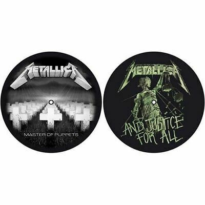 Metallica Master Of Puppets - Justice For All Slipmat Set