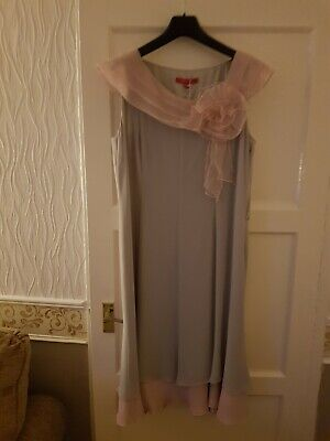 Stunning Jaques Vert Dress Size 18, Stunning Dress For A Special Occasion,...