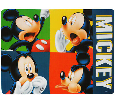 "Document - "" Disney Mickey Mouse "" - 43 cm 29 cm - Table Mat/Placemat"