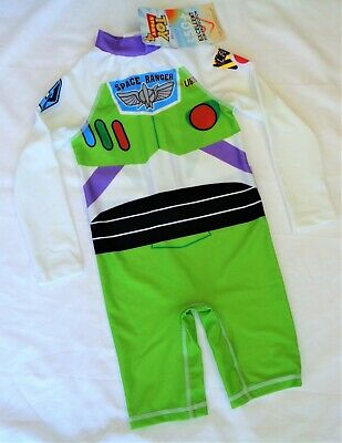 TOY STORY 4... New Sizes 3, 4 or 5 Licensed UV Swimmers, Togs, New/Tag, UPF50+