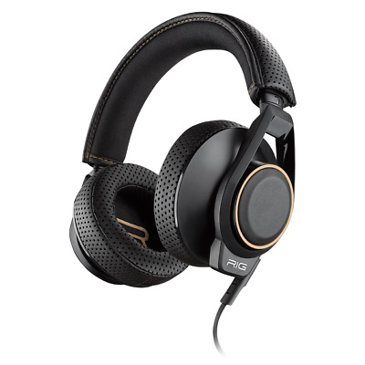 Plantronics RIG 600 Dolby Atmos Gaming Headset - PC - BRAND NEW