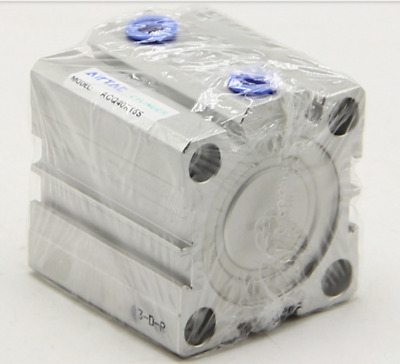 New 1pc ACQ12X10 Aluminum Alloy Pneumatic Air Cylinder