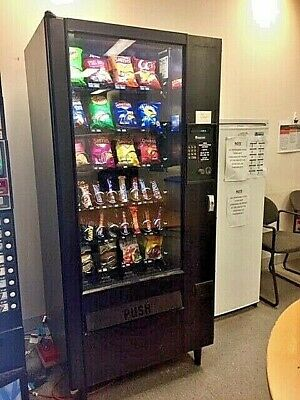 Sited Electronic Snack Machine