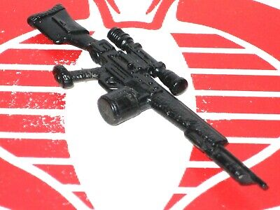 GI Joe Weapon Leatherneck Machine Gun #2 1993 Original Figure Accessory