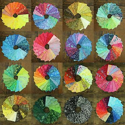 Fabric Fat Quarter Bundle Cotton Craft Pre Cut Quilting Patchwork Sewing