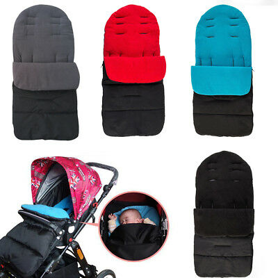 Baby Toddler New Universal Footmuff Cosy Toes Apron Liner Buggy Pram StrollerCA