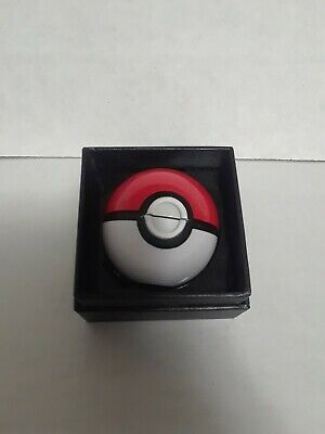 3 Layer Alloy Tobacco Layer Zinc Mill Spice Herb Grinder Pokeball Pokemon Gift