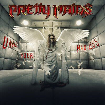 Pretty Maids : Undress Your Madness CD (2019) ***NEW*** FREE Shipping, Save £s