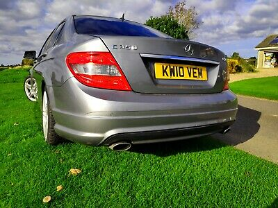 Mercedes C350 Cdi Automatic with AMG package, only 95k miles