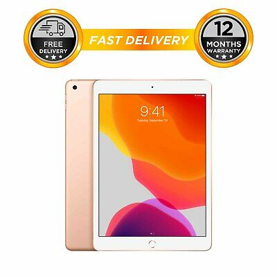 Apple iPad 2019 10.2-inch WiFi 32 GB - Gold
