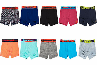 Superdry Sports Boxers Double Pack
