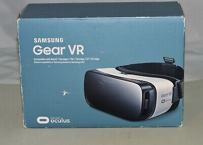 Samsung Gear VR - Virtual Reality Headset SM-R322NZWAXAR in Box