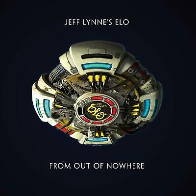 Jeff Lynne's ELO 'From Out of Nowhere' CD DELUXE ALBUM NEW(31STOCT)